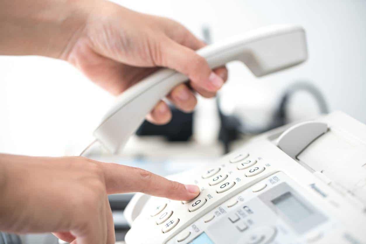 standard téléphonique