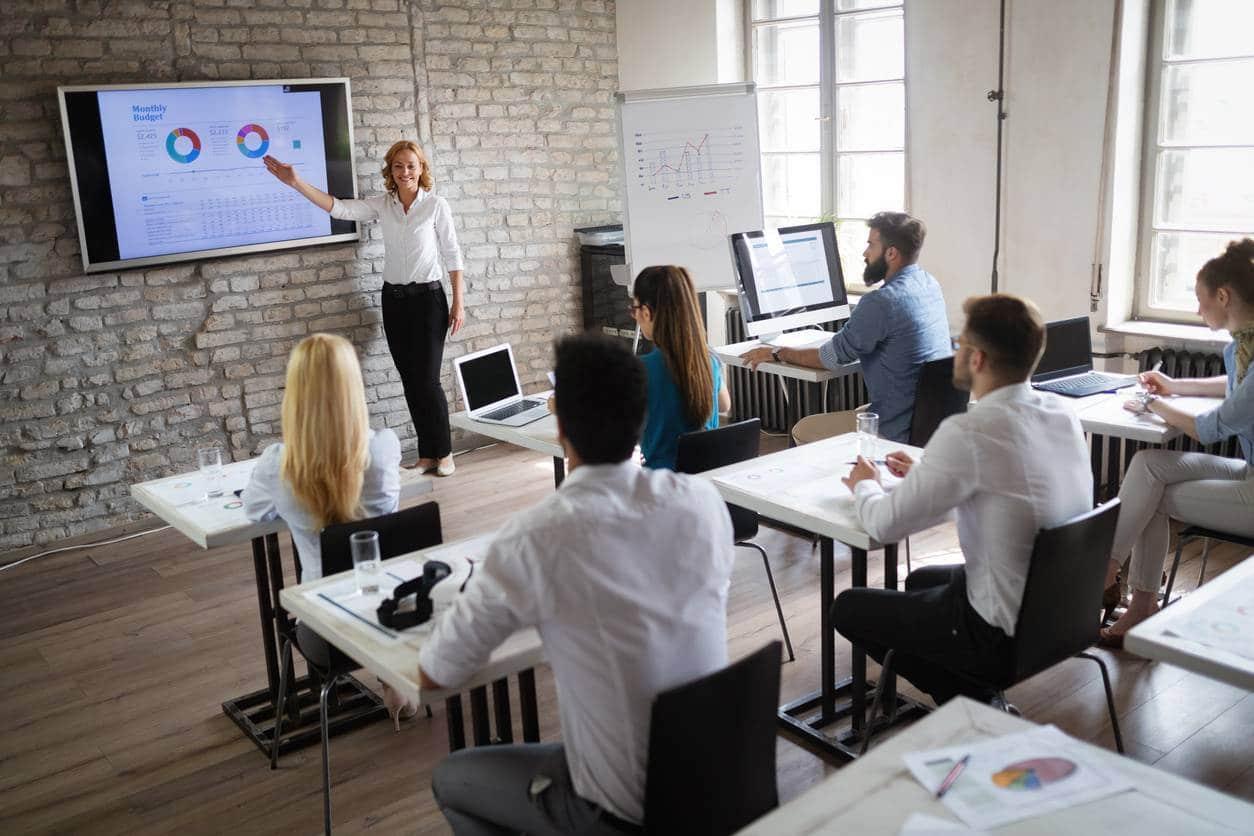 entreprise, les avantages de la formation interne