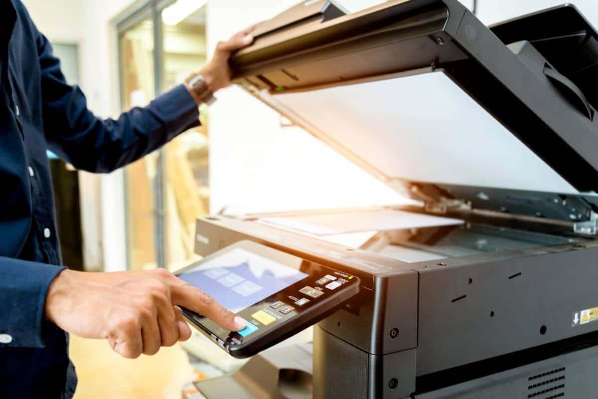 Location de photocopieurs pour entreprises