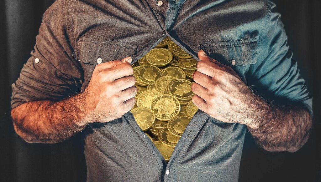 L'or : Un bon investissement sur le long terme